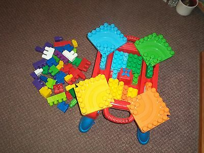 Duplo Bricks And Activity Table