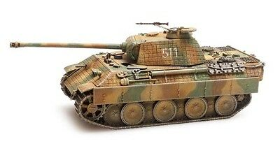 ARTITEC 387.156 - WM PANTHER Ausf A Zimmerit - GERMANIA WWII - IN RESINA - H0