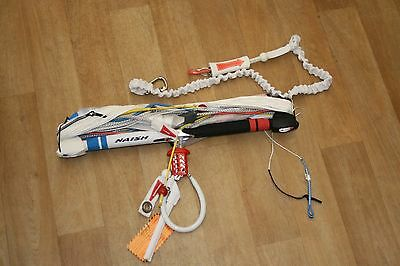Naish Kitesurfing Race Control Bar 2014 New 27M Lines 4 Inc Leash Kite Kitesurf