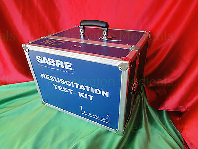 Sabre Resuscitation Test Kit