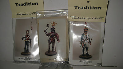 3Tradition white metal model soldiers