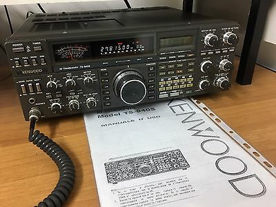 Kenwood Ts 940 S At Hf All Mode Accordatore Interno Aut. Ottimo