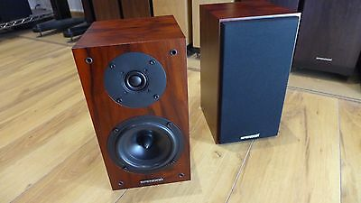 Spendor S3/5r2 speakers Loudspeakers Dark Walnut