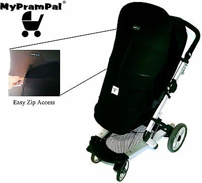 DreamShade® UV Snooze Sleep Nap Blackout Shade to fit for Buggy Pram Car Seat