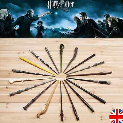 Harry Potter Collectable Wand Wands Hermione Dumbledore Voldemort Film Replica