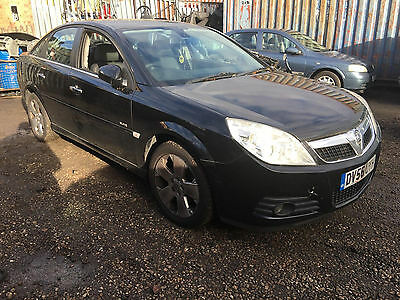 Vauxhall Vectra 56 Plate Black Breaking For Spares