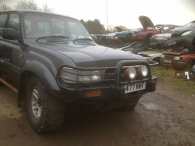 Toyota Land Cruiser 80  4.2 Turbo 4 X 4  Manual Breaking Spares Only