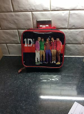 One Direction Zipped Bag