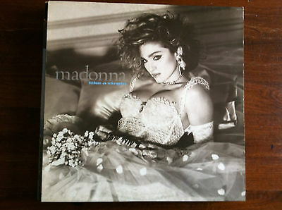 MADONNA - LIKE A VIRGIN - LPs 1984 SIRE it