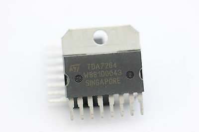 TDA7264 ST INTEGRATED CIRCUIT NOS ( New Old Stock ). 1PC. C535CU5F190117