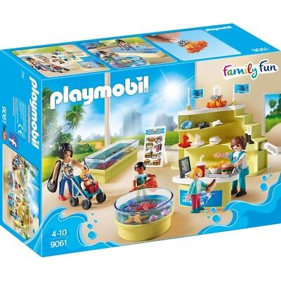 Playmobil® Family Fun Aquarium-Shop 9061