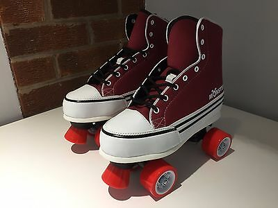 Monster Boards Quad Roller Skates Size 5 - NEW