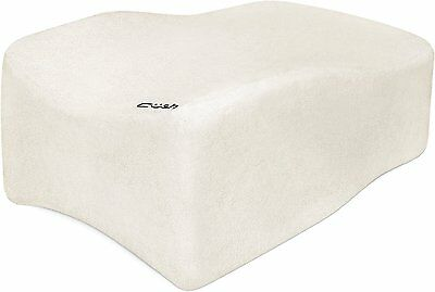 Knee Cushion by Cush Comfort - Extended Length Spinal Alignment Leg Positioner P
