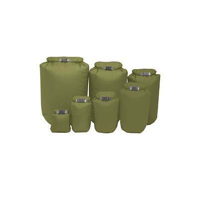 Exped Olive 70 denier fold dry bags