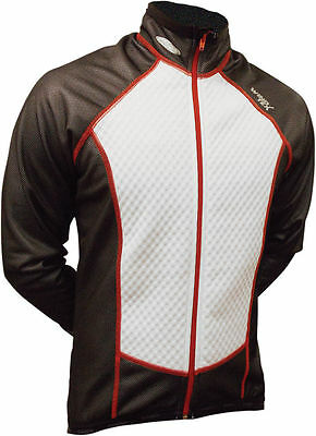Lusso Windtex Thermal Cycling Windproof Jacket - Black
