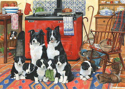 The House Of Puzzles - 1000 PIECE JIGSAW PUZZLE - Meet The Family