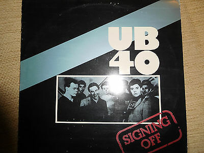 Ub40 - Signing Off (Yu Issue, Different Sleeve, Nm)
