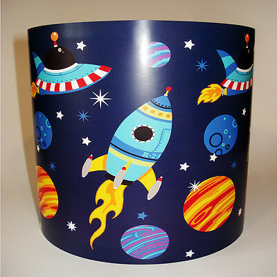 Space Light Shade - Blue