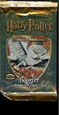 Harry Potter Trading Card Game Booster Pack - 0-7430-0136-2