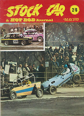 Stock Car and Hot Rod Journal May 1970