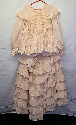 Quality Period Costume for Stage/Theatre/Reenactment or Fancy Dress - Size 16