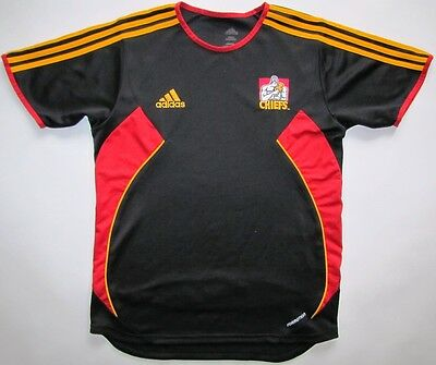 Chiefs 2007 Hamilton New Zealand Adidas Formotion jersey rugby union shirt S