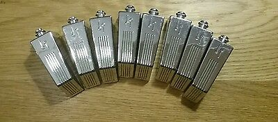 8 SONOR Phonic LUGS, small logo witch snap lock, Spannböckchen