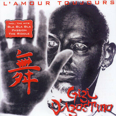 L'Amour Toujours - Gigi D'Agostino (1999, CD NUOVO)