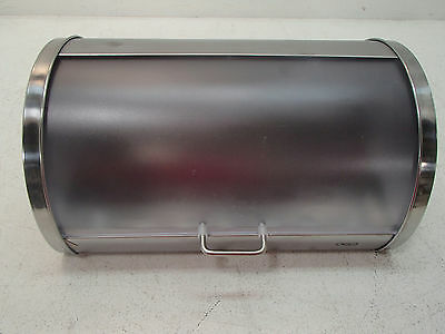 Oggi Stainless Steel Roll Top Bread Box by Oggi SEE DETAILS
