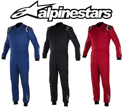 Alpinestars Delta Suit FIA 2-Layer Racesuit Rally - All Colours & Sizes EU