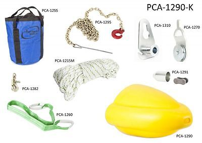 PCA-1290-K Portable Winch Skidding Cone Kit for All Terrain Vehicles
