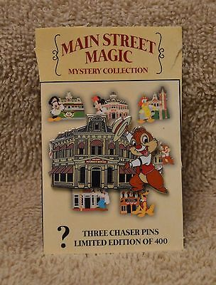 Pin 116870 WDW- Main Street Magic - mystery collection - Dale only