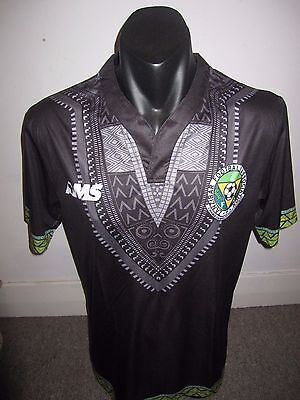 Zanzibar AMS National Team Shirt Jersey Football Soccer Medium RARE