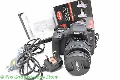 Canon 760D Kit With EF-S 18-55mm IS II Lens - 6 Month Warrany