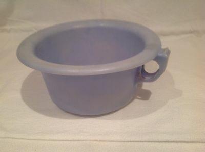 Collectable Vintage Baby Plastic Potty