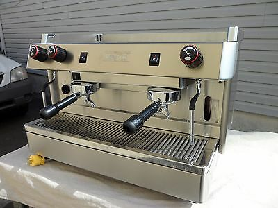 *NEW* 2 Group Espresso Cappuccino Machine GREAT DEAL!!!  110 Volts