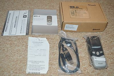 ViseeO MB-4+ UHI/MHI Plug-and-Play Bluetooth Hands Free Car Kit for Mercedes