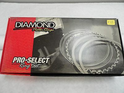Diamond Pistons Rings #09084700  4.700 Bore-File Fit .043, .043, 3.0mm