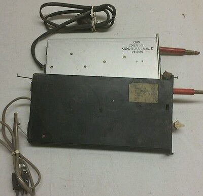 Western Electric SD65731-01 Switchboard Key-Cord-Toggle-Switch-Unit