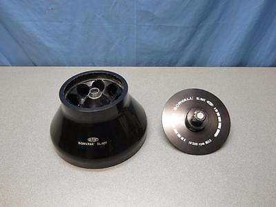 SORVALL SL-50T Centrifuge Rotor Autoclavable
