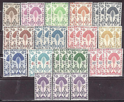 Madagascar - lot of old stamps *