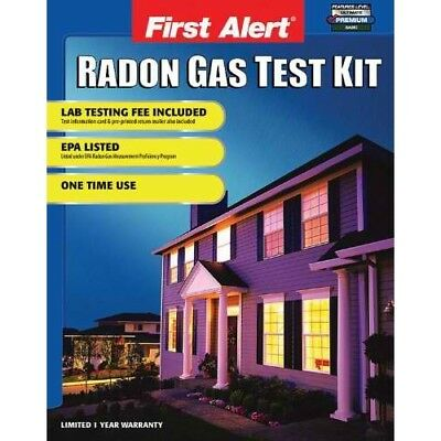 Radon Test Kit (Pack of 2)