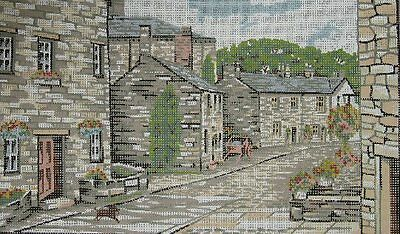 "Anchor ""Grassington, Yorkshire Dales"" Tapestry Kit."