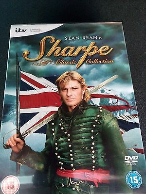 Sharpe Classic Collection DVD BOX SET BRAND NEW SEALED