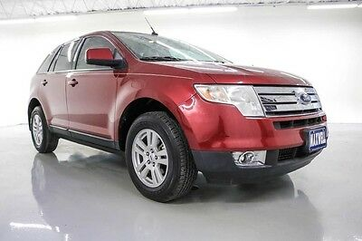 2008 Ford Edge SEL Sport Utility 4-Door 2008 Ford SEL