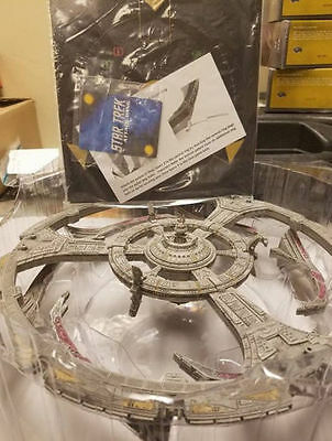 Star Trek Attack Wing: Dominion War OP Kit 6 - Deep Space 9 Kit New- Never Used