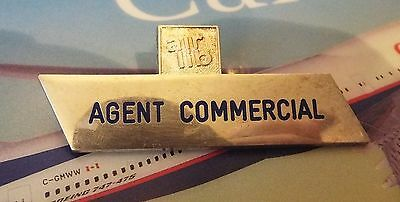Air Liberté Agent Commercial Crew Insignia Wing French Airlines Airways