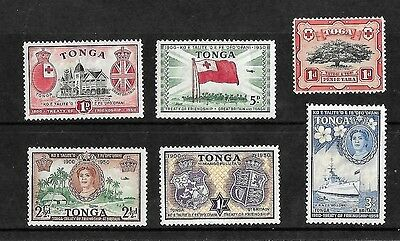 Tonga.  Please view 1950's  selection.  L M Mint