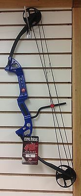 2017 Pse Blue Discovery Bowfishing Bow 29# #rr16