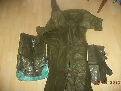 Military  Nuclear & Chemical Clothing